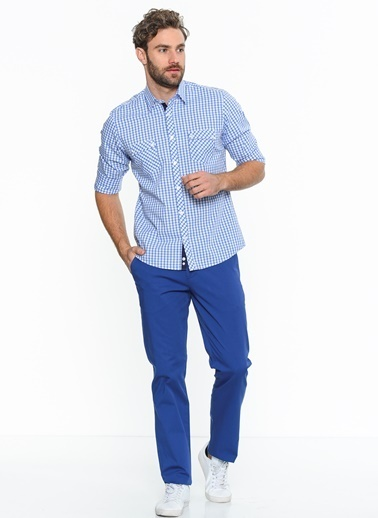 Altınyıldız Classics Pantolon Mavi